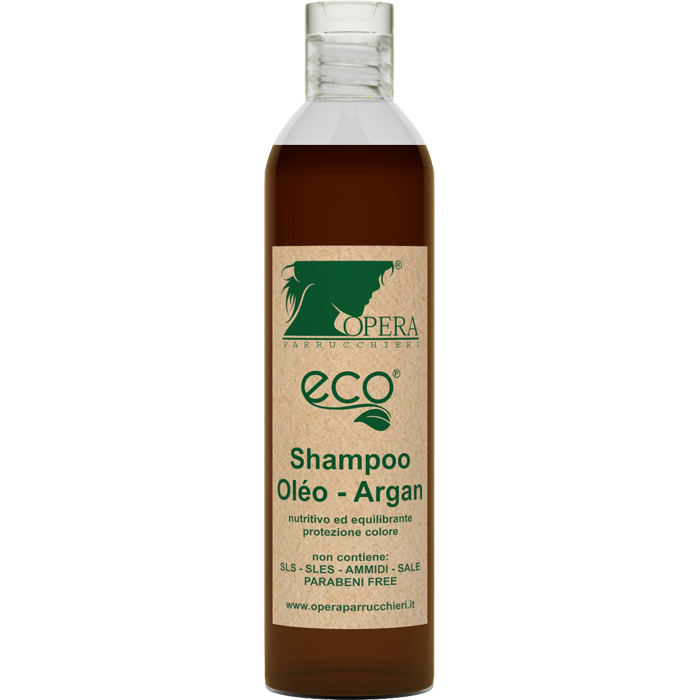 Shampoo argan def 700vx 700